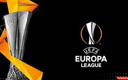 Bốc thăm chia bảng Europa League: Cựu vương Ngoại hạng Anh gặp khó
