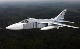 """NÓNG: Cường kích Su-24 rơi tại Ural - """"Tháng cô hồn"""" của máy bay Nga?"""