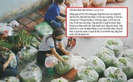 Lên mạng xin hỗ trợ tận 20kg gạo xịn, hàng chục cân thịt, trứng, rau..., một gia đình khiến dân mạng tranh cãi: 'Định làm tiệc buffet hay gì?'