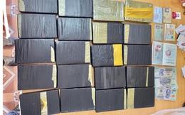 Phá đường dây vận chuyển ma túy khủng ở Lào Cai, thu giữ 20 bánh heroin