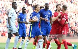 KẾT THÚC Liverpool 1-1 Chelsea: The Blues kiên cường giữ điểm sau quyết định gây tranh cãi của trọng tài