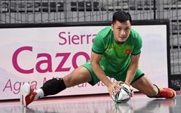 Thi đấu đầy quả cảm, đội tuyển futsal Việt Nam giành kết quả bất ngờ trước Nhật Bản
