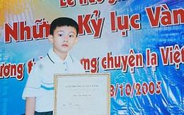 Thần đồng toán học 3 tuổi biết tính nhẩm, đọc chữ vanh vách từng lên chương trình Chuyện Lạ Việt Nam và sự thay đổi cuộc đời đầy tiếc nuối khi lớn lên