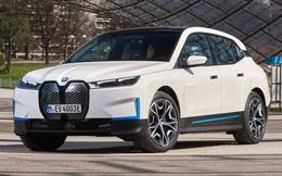 """Ô tô điện BMW """"chơi trội"""" với loạt công nghệ """"khủng"""", sạc đầy đi 425 km khiến Tesla phải """"nể"""""""