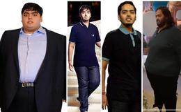 Con trai nhà tài phiệt Ấn Độ từng giảm 108 kg nhưng tăng trở lại vì COVID-19