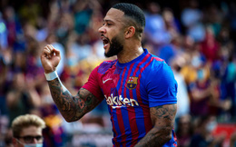 """Siêu phẩm đậm chất Ronaldo xuất hiện, Barcelona thắng đội """"nhược tiểu"""" đầy nhọc nhằn"""