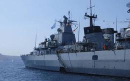Tàu chiến Đức đến biển Đông vì Trung Quốc