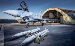 Tiêm kích NATO được trang bị loại vũ khí uy lực: Su-35 Nga trong tầm ngắm!