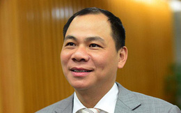 VIC tăng mạnh, giá trị cổ phiếu tỷ phú Phạm Nhật Vượng nắm giữ đạt xấp xỉ 220.000 tỷ đồng