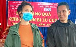 Dân mạng nói 'không cần sao kê' 6 tỷ tiền từ thiện thành 216 trang, vợ chồng Lý Hải - Minh Hà có phản ứng phải nể phục!