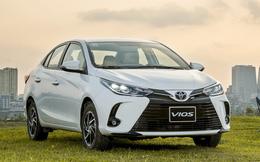 Toyota Vios dẫn đầu 3 tháng liên tiếp vẫn giảm giá đến 71 triệu: Mẫu xe 'quốc dân' hết bài?