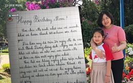 """Bé gái viết thư cho mẹ ở tâm dịch Bình Dương: """"Ngày mẹ đi con khóc rất nhiều, muốn mẹ bên con ngày gần nhất"""""""