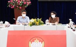 Phó Thủ tướng Vũ Đức Đam: Cần có cơ chế khuyến khích F0 khỏi bệnh tham gia phát thực phẩm cho dân