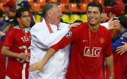 """Ronaldo viết tâm thư cảm động trong ngày về Man United: """"Sir Alex, con làm tất cả vì thầy!"""""""