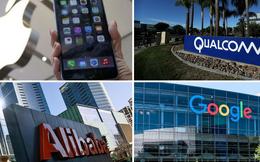 Chính phủ các nước làm gì để bảo vệ doanh nghiệp trước các ông lớn như Google, Qualcomm, Apple?