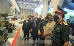 Việt Nam giới thiệu nhiều vũ khí, khí tài hiện đại tại Army Games 2021
