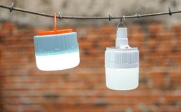 Mua đèn LED năng lượng mặt trời giá rẻ tưởng tiết kiệm điện, ai ngờ vô dụng thế này
