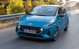 Hyundai i10 thế hệ mới chưa chính thức ra mắt ở Việt Nam nhưng đã lộ vẻ 'dữ dằn'
