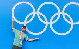 Kình ngư Huy Hoàng chia sẻ kỷ niệm khó quên ở Olympic Tokyo 2020
