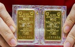 Giá vàng sẽ vượt ngưỡng 60 triệu đồng/lượng sau thời gian giãn cách?