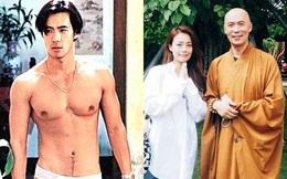 Tài tử phim Châu Tinh Trì: Sống tùy tiện, không ngại đóng phim cấp ba bỗng bất ngờ xuống tóc đi tu
