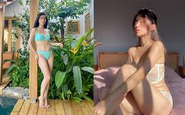 Nhan sắc nóng bỏng và cuộc sống sau ly hôn của Miss Audition Ngọc Anh ở tuổi 33