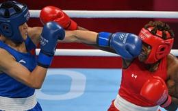 TRỰC TIẾP Olympic ngày 4/8: Võ sĩ Trung Quốc thắng áp đảo, phá tan mộng giành HCV của võ sĩ Mỹ