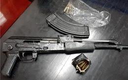 Khởi tố đối tượng đem súng AK47 đi giải quyết mâu thuẫn