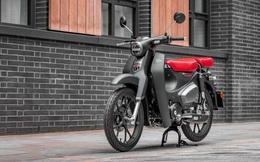 Mãn nhãn Super Cub 125 về sát vách Việt Nam, huyền thoại xe máy Honda bán giá ngang xe SH