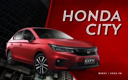 Honda City được đồn 'đè bẹp' Toyota Vios, Hyundai Accent - có một thứ rất mạnh!
