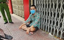 TP.HCM: Cảnh sát vây bắt nam thanh niên cướp giật tài sản, nghiện ma túy