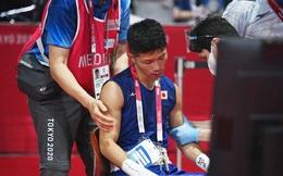 Bị đánh đến mức phải ngồi xe lăn, võ sĩ chủ nhà Nhật Bản vẫn bất ngờ giành huy chương Olympic