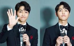 Sự thật bất ngờ phía sau màn tái xuất của Song Joong Ki, nghe xong lý do là rõ con người thật của nam tài tử