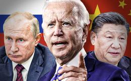 """Nga-Mỹ bắt tay bóp nghẹt """"giấc mơ Trung Hoa"""": Vòi bành trướng của Trung Quốc sẽ bị chặt đứt?"""