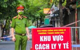 Hà Nội: Khẩn cấp tìm người đã đến điểm tiêm vắc xin COVID-19 ở quận Hoàn Kiếm