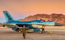 Không quân Mỹ biến F-16C cổ lỗ thành tiêm kích hiện đại