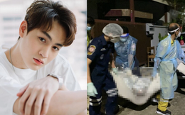 NÓNG: Tài tử Thái Lan bị bắt khẩn vì tình nghi giết bạn gái, đâm 20 nhát dao dã man vào ngực nạn nhân