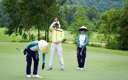 Việt Nam: Nghề 'két-đi' trên sân golf thu nhập bao nhiêu?