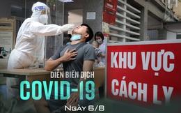 Bộ Y tế thông tin 296 ca tử vong do COVID-19. Vắc xin Nanocovax của VN đạt hiệu quả bảo vệ 90%