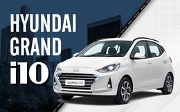 Hyundai Grand i10 2021 vừa lên kệ đã dồn áp lực cho VinFast Fadil, Kia Morning: Có 'trọng pháo'!