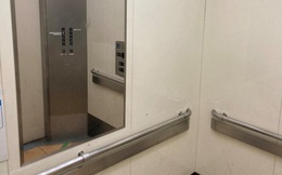 Ý nghĩa thực sự của việc lắp gương trong thang máy