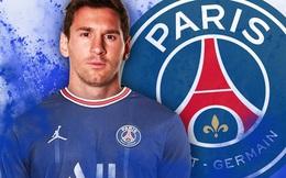 Những dấu hiệu cho thấy Messi chuẩn bị gia nhập Paris Saint-Germain