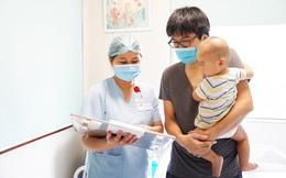 Kỳ tích cứu sống bé trai người Nhật bị chấn thương sọ não trong thời gian đang cách ly
