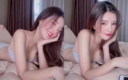 Hot girl Lily Luta diện bikini khoe sắc vóc gợi cảm