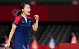 Nguyễn Thùy Linh thăng tiến mạnh trên bảng xếp hạng Cầu lông Thế giới