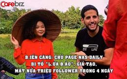 Vlogger chủ trang Nas Daily bị 'bóc phốt' giả tạo, xúc phạm văn hóa Phillipines, 4 ngày mất luôn hơn nửa triệu follower