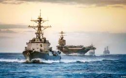 Hải quân Mỹ diễu võ dương oai khắp các đại dương: Nga - Trung có rùng mình run sợ?