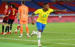 """Ném đi 2 cơ hội mười mươi, Brazil đăng quang bằng đòn """"hồi mã thương"""" cực kỳ mãn nhãn"""