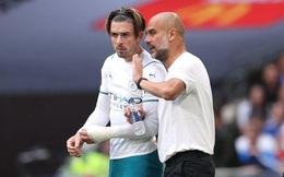 Thua ở Siêu Cúp Anh, Pep Guardiola vẫn cố khen học trò