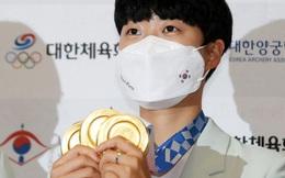 """""""Nữ hoàng"""" bắn cung Hàn Quốc được thưởng khủng, nhận lương trọn đời vì giành 3 HCV Olympic"""